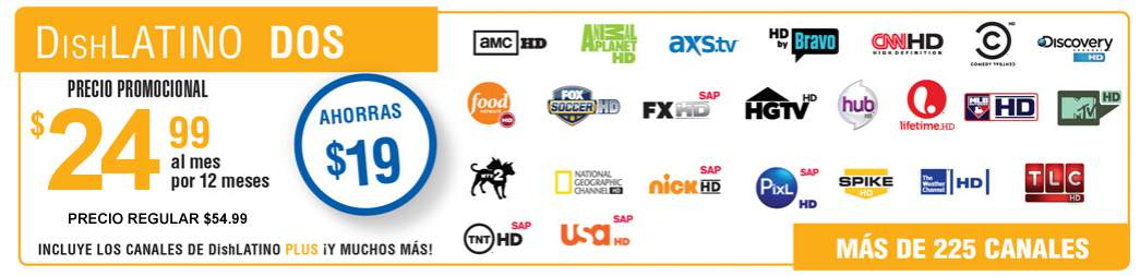 Dish Dos   Dish Network Dish Dos TV Channels